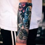 star war tattoo