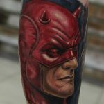 marvel tatouage